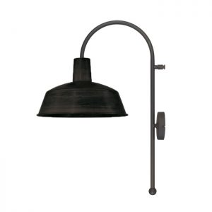 IMS-06-184-Aplique-pared-Al-Negro+Oxido
